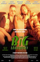 The Big Lebowski - 27 x 40 Movie Poster - Style E