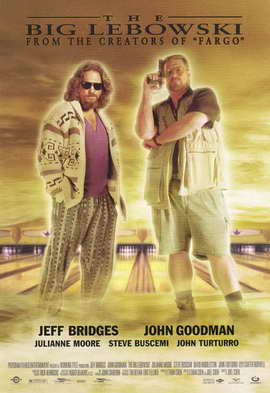 The Big Lebowski - 11 x 17 Movie Poster - Style B