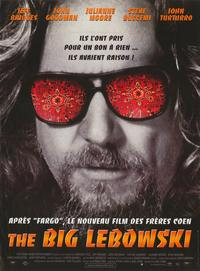The Big Lebowski - 11 x 17 Movie Poster - French Style A