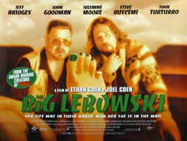 The Big Lebowski - 27 x 40 Movie Poster - UK Style A