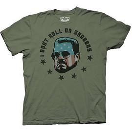 The Big Lebowski - I Dont Roll On Shabbas T-Shirt