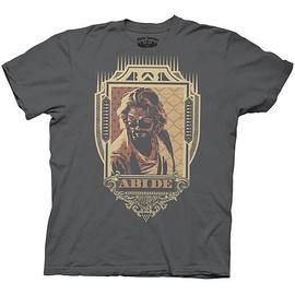 The Big Lebowski - The Abide Shield T-Shirt
