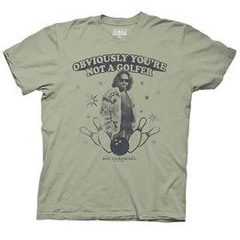 The Big Lebowski - Obviously You're Not a Golfer T-Shirt