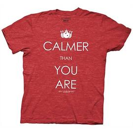 The Big Lebowski - Calmer Than You Are T-Shirt