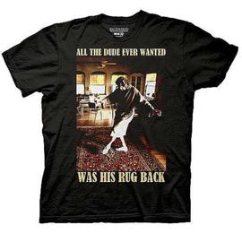 The Big Lebowski - All The Dude Wanted Was His Rug Back T-Shirt