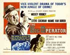The Big Operator - 11 x 14 Movie Poster - Style A