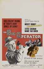 The Big Operator - 27 x 40 Movie Poster - Style A