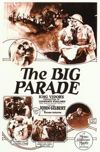 The Big Parade - 11 x 17 Movie Poster - Style D
