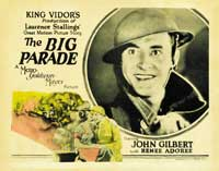 The Big Parade - 22 x 28 Movie Poster - Half Sheet Style A