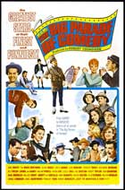 The Big Parade of Comedy - 11 x 17 Movie Poster - Style B