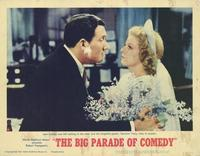 The Big Parade of Comedy - 11 x 14 Movie Poster - Style B