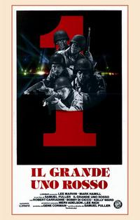 The Big Red One - 11 x 17 Movie Poster - Italian Style A