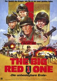 The Big Red One - 11 x 17 Poster - Foreign - Style A