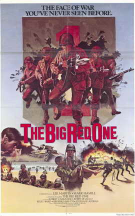 The Big Red One - 11 x 17 Movie Poster - Style C