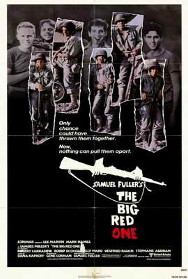 The Big Red One - 27 x 40 Movie Poster - Style A