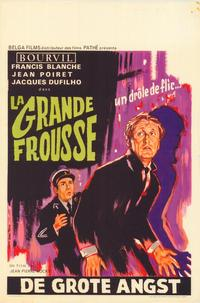 The Big Scare - 11 x 17 Movie Poster - Belgian Style A