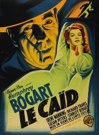 The Big Shot - 11 x 17 Movie Poster - French Style A