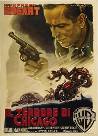 The Big Shot - 11 x 17 Movie Poster - Italian Style A