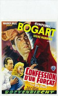 The Big Shot - 27 x 40 Movie Poster - Belgian Style A