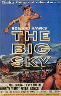 The Big Sky - 11 x 17 Movie Poster - Style A