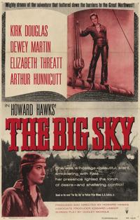 The Big Sky - 11 x 17 Movie Poster - Style B