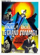 The Big Sleep - 27 x 40 Movie Poster - French Style B