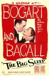 The Big Sleep - 11 x 17 Movie Poster - Style A