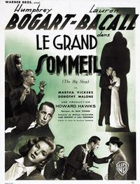 The Big Sleep - 11 x 17 Movie Poster - French Style H