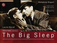 The Big Sleep - 11 x 14 Movie Poster - Style E