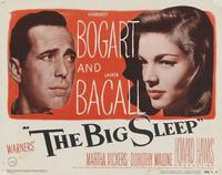 The Big Sleep - 11 x 14 Movie Poster - Style F