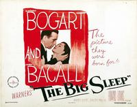 The Big Sleep - 27 x 40 Movie Poster - Style H