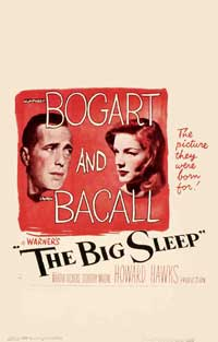 The Big Sleep - 11 x 17 Movie Poster - Style B