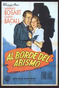 The Big Sleep - 27 x 40 Movie Poster - Italian Style A