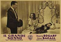 The Big Sleep - 11 x 14 Movie Poster - Style N