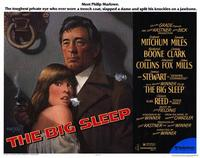 The Big Sleep - 11 x 14 Movie Poster - Style A