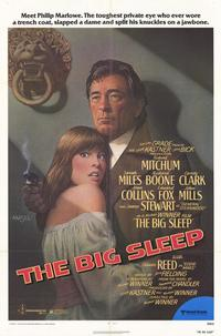 The Big Sleep - 27 x 40 Movie Poster - Style A