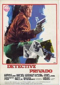 The Big Sleep - 27 x 40 Movie Poster - Spanish Style A