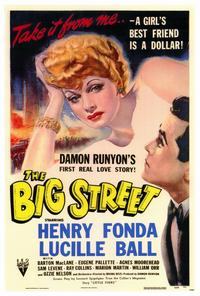 Big Street - 27 x 40 Movie Poster - Style A