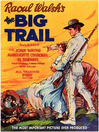 The Big Trail - 11 x 17 Movie Poster - Style A