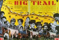 The Big Trail - 11 x 14 Movie Poster - Style D