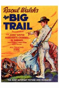 The Big Trail - 27 x 40 Movie Poster - Style A