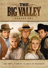The Big Valley (TV) - 11 x 17 TV Poster - Style A