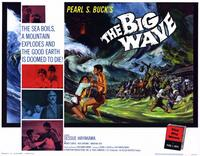 The Big Wave - 11 x 14 Movie Poster - Style A