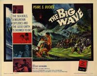 The Big Wave - 22 x 28 Movie Poster - Half Sheet Style A