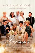 The Big Wedding - DS 1 Sheet Movie Poster - Style A