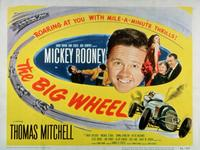 The Big Wheel - 11 x 14 Movie Poster - Style A