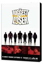 The Biggest Loser - 11 x 17 TV Poster - Style A - Museum Wrapped Canvas