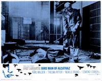 Birdman of Alcatraz - 11 x 14 Movie Poster - Style B