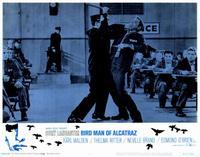 Birdman of Alcatraz - 11 x 14 Movie Poster - Style G