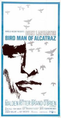 Birdman of Alcatraz - 20 x 40 Movie Poster - Style A